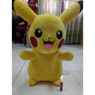 Gấu bông pikachu size lớn chính hãng Việt Nam
