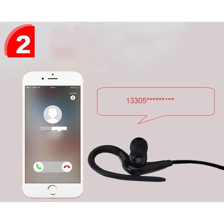 Tai nghe Bluetooth thể thao thời trang âm thanh siêu hay giá siêu rẻ BT1