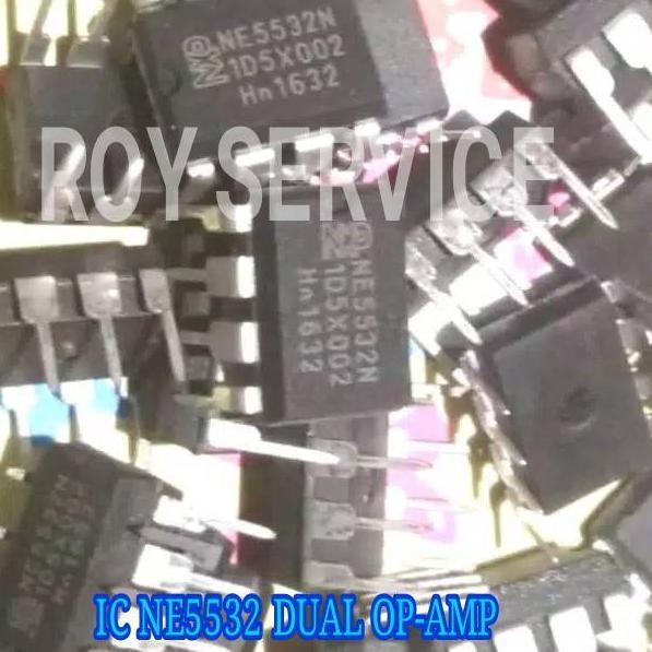 ➭ Linh kiện điện tử Philips ne5532ic IC ne5532ic