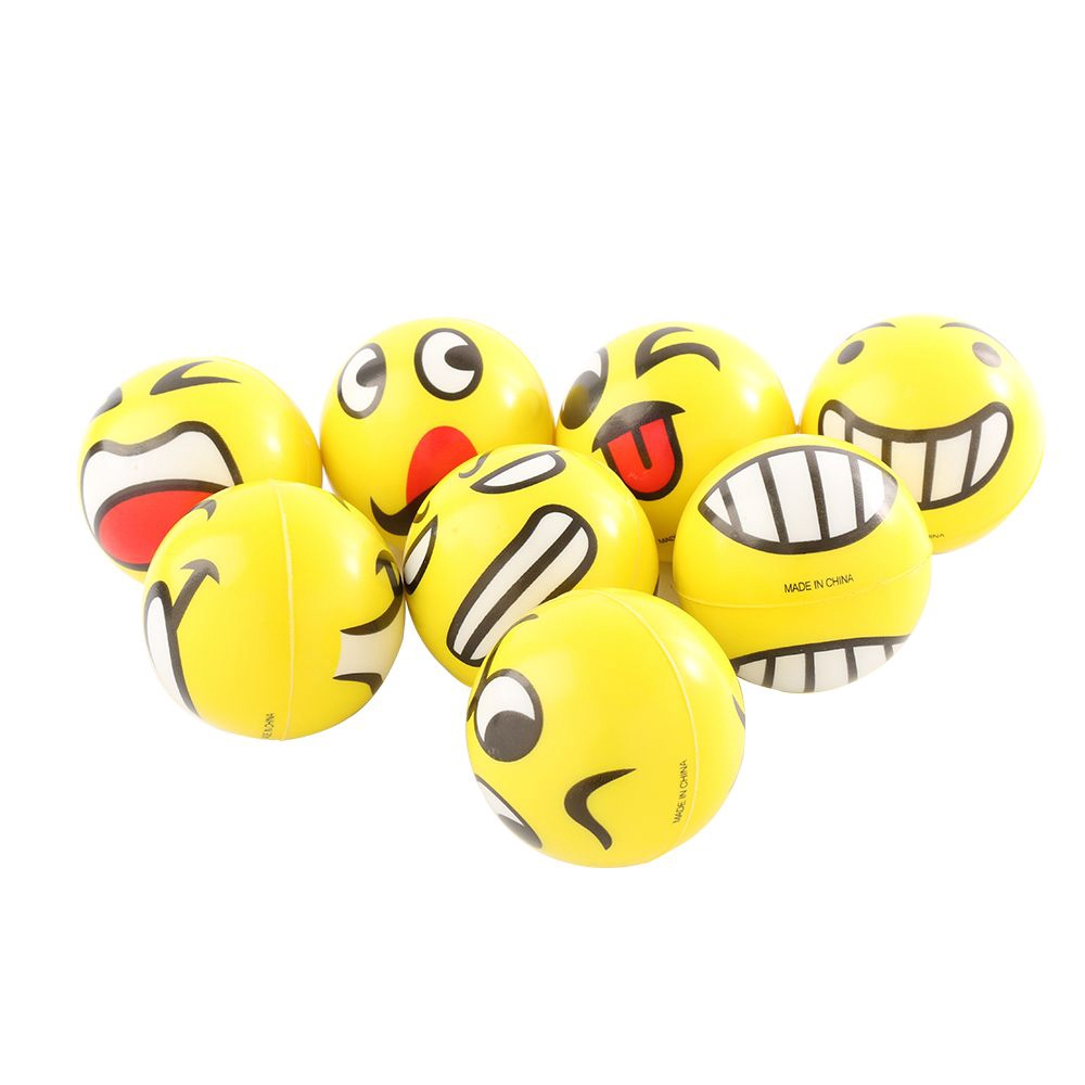 5PCS Fashion Gifts Educational Baby Kids Sports Bouncing Ball