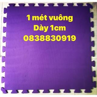✅(FREESHIP HCM) 1miếng Thảm xốp lót sàn hàng VN 1m x 1m