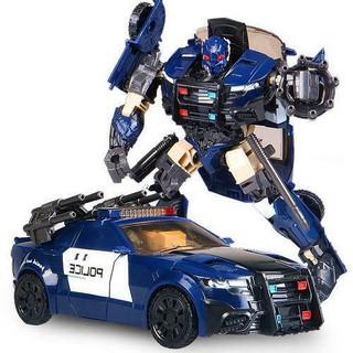 Bộ đồ chơi mô hình Transformer BLACK MAMBA H6001-5