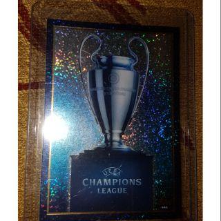 Chiếc cúp vô địch của UEFA Champions league (thẻ cầu thủ )