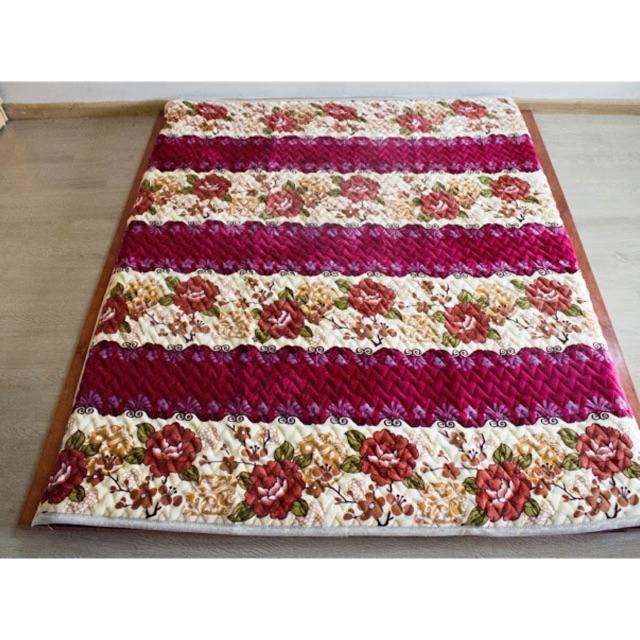 Thảm trải giường các loại 1,6 - 1,8 - 2 m giá rẻ mẫu mã đa dạng khuyến mại cực sốc liên hệ 096885516