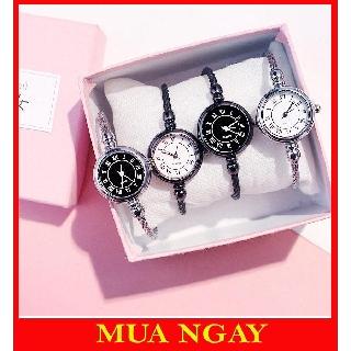 Đồng hồ đeo tay thời trang nam nữ Havico cực đẹp DH40