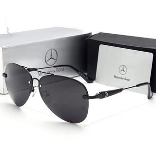 Mắt kính nam Mercedes 746 cao cấp,Tròng kính carbon phân cực chống chói và tia uv400 bảo vệ mắt