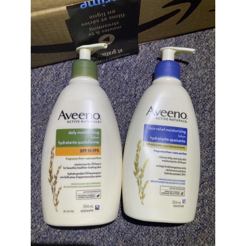 Kem dưỡng ẩm toàn thân Aveeno