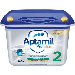 Sữa Aptamil Bạc Số 2 Của Đức.