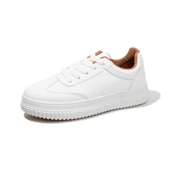 [XẢ]Giày thể thao lót nâu - trực tiếp sản phẩm)