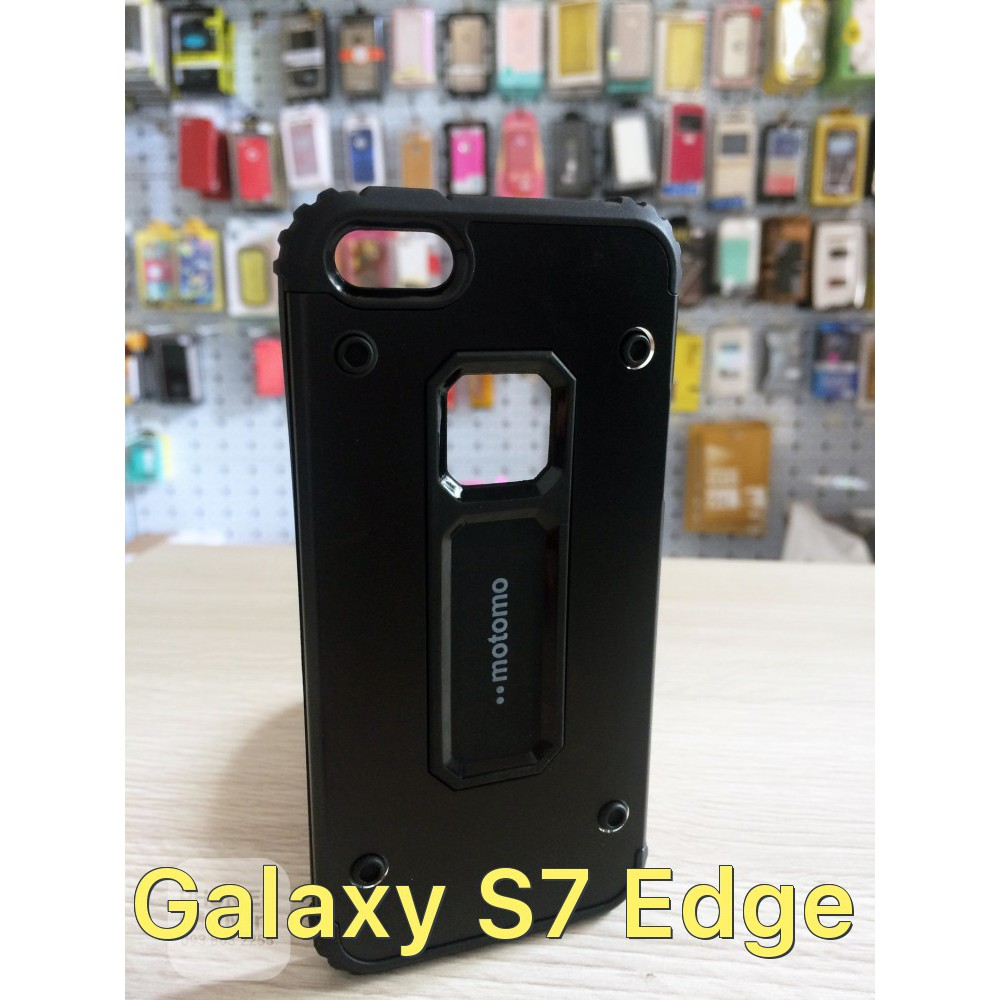 Ốp chống sốc Motomo cho Galaxy S7 Edge