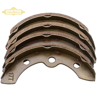 Golf Cart Accessories Brake Shoes Fits for Club Car Ds and Precedent 1995-Up Golf Cart 101823201