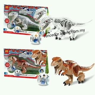 Xếp hình khủng long 79151 – Khủng long bạo chúa Jurassic World T-Rex