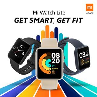 Đồng hồ thông minh Xiaomi Mi Watch Lite- GPS Glonass Chống nước 5ATM Hỗ trợ 11 chế độ thể thao XIAOMI ECOSYSTEM STORE