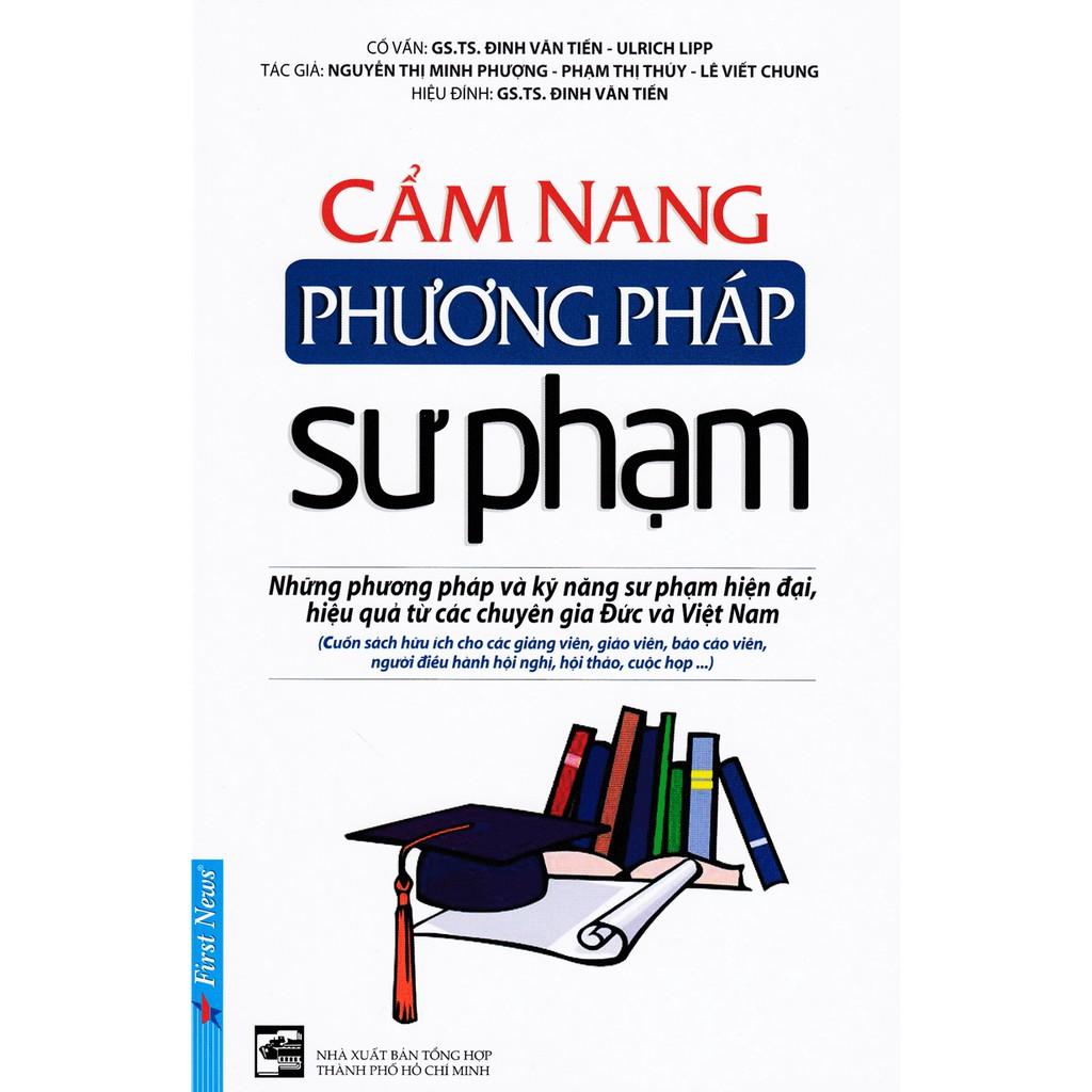 Sách - Cẩm Nang Phương Pháp Sư Phạm