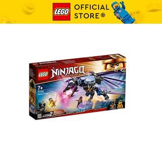 LEGO NINJAGO 71742 Rồng Đen Của Chúa Tể Overlord ( 372 Chi tiết)