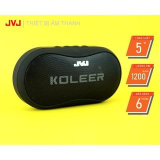 Loa Bluetooth Mini JVJ S29  không dây - Nghe nhạc kết nối USB, máy tính, thẻ nhớ, Jack 3.5mm