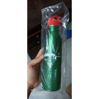 Bình nước fomula F1 Heineken 750ml