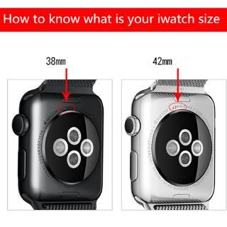 Vỏ silicone trong suốt cho màn hình đồng hồ Apple Watch 5 4 3 2 1 40mm 44mm 2