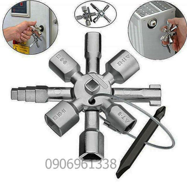 Chìa khoá tủ điện chìa khoá hộp đa năng 10 trong 1 - 14363231 , 2785883275 , 322_2785883275 , 219000 , Chia-khoa-tu-dien-chia-khoa-hop-da-nang-10-trong-1-322_2785883275 , shopee.vn , Chìa khoá tủ điện chìa khoá hộp đa năng 10 trong 1