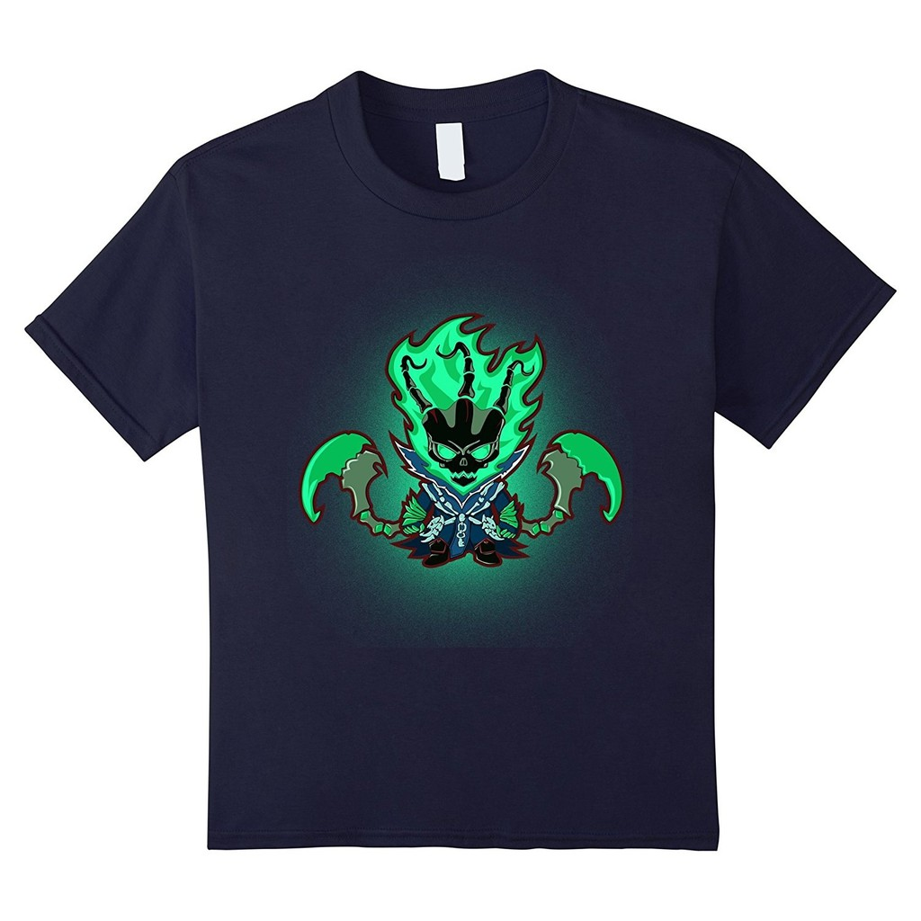 Men'S Chain Warden Thresh Shirt Video Game Funny League Shirt Gift Father's Day Gift