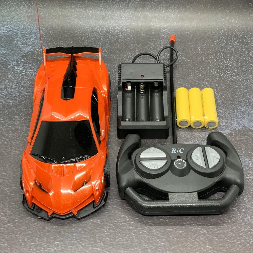 Ô tô điều khiển từ xa có pin sạc đồ chơi cho bé