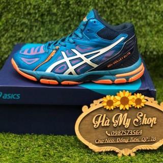 Giày – [Siêu Sale] Giày bóng chuyền, cầu lông cao cổ Asics yu tín yu tín uy tín ! ! ! ? ! ! 2020 new ;