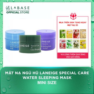 Mặt nạ ngủ Laneige Special Care Water Sleeping Mask size mini thumbnail