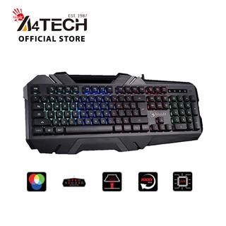 Bàn phím Gaming A4Tech Bloody B150N ILLUMINATE Gaming