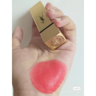 [52] Son YSL Le Rouge rosy hồng cam thumbnail