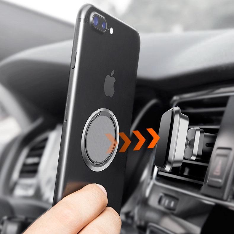 Khoen giá đỡ điện thoại xoay 360 độ tiện dụng