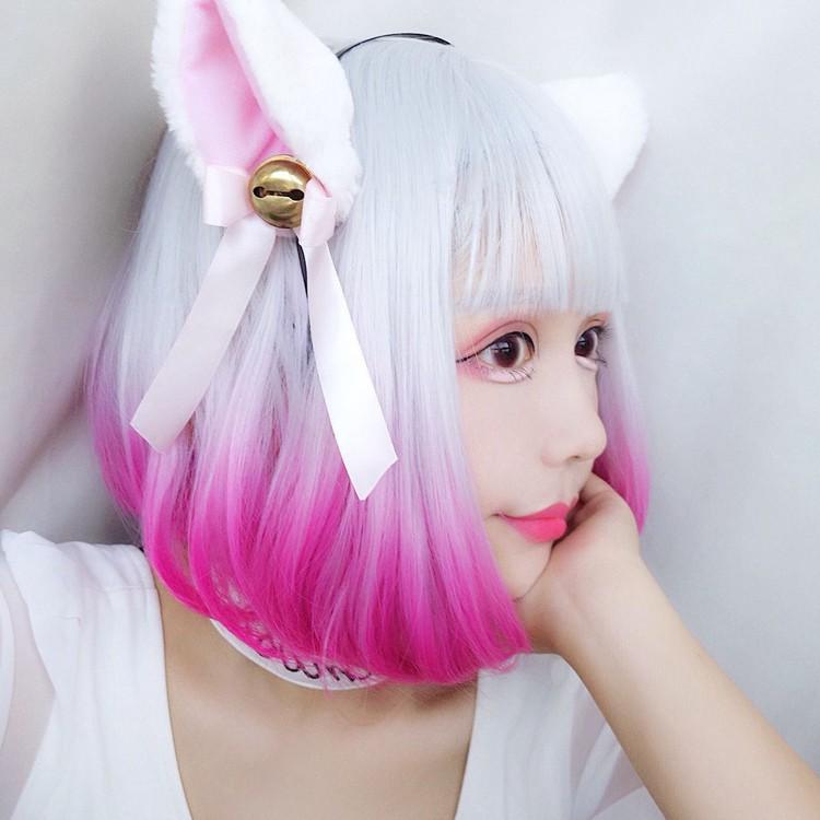 Tóc xoăn ngắn xoắn trong phần tử thứ hai Màu trắng bạc đầu hồng lê Bộ tóc giả màu đỏ của cô gái tóc giả màu đỏ - 14663625 , 2798508797 , 322_2798508797 , 300300 , Toc-xoan-ngan-xoan-trong-phan-tu-thu-hai-Mau-trang-bac-dau-hong-le-Bo-toc-gia-mau-do-cua-co-gai-toc-gia-mau-do-322_2798508797 , shopee.vn , Tóc xoăn ngắn xoắn trong phần tử thứ hai Màu trắng bạc đầu h