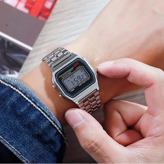 Đồng hồ thể thao nam nữ WR điện tử, full chức năng
