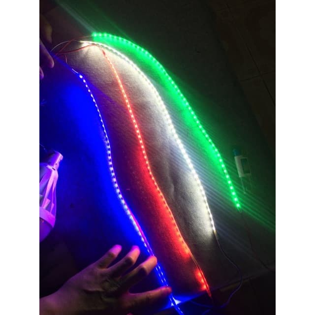 Đèn led dây xe máy điện bình 12v dài 50cm