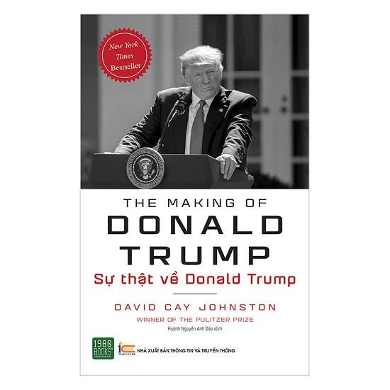 [ Sách ] Sự Thật Về Donald Trump - 2888918 , 823719785 , 322_823719785 , 149000 , -Sach-Su-That-Ve-Donald-Trump-322_823719785 , shopee.vn , [ Sách ] Sự Thật Về Donald Trump