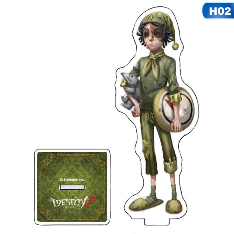 Hình nhân vật hoạt hình để bàn trang trí