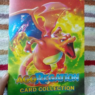 Album thẻ bài pokemon ( Album kèm theo thẻ )