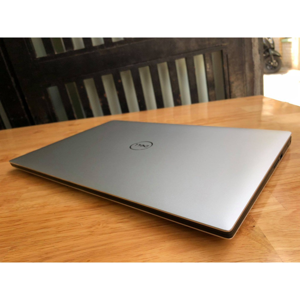 Laptop Dell XPS 9570, i7 8750H, 16G, 512G, GTX 1050Ti, 4K, Touch, New 100%, no box