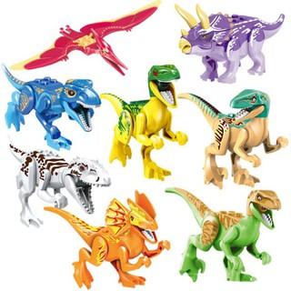 Dinosaur building blocks DIY creative toys