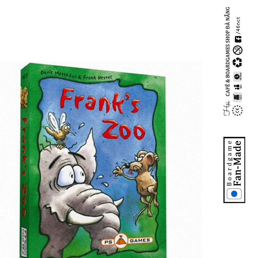FRANK ZOO – VƯỜN THÚ CỦA FRANK