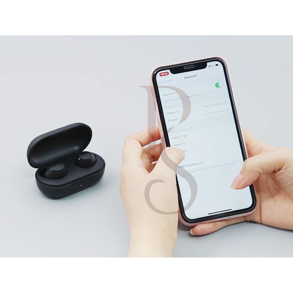 Tai nghe không dây HAYLOU T16 - chống ồn chủ động ANC -  Bluetooth 5.0 True Wireless  [Bảo hành chính hãng 6 tháng]