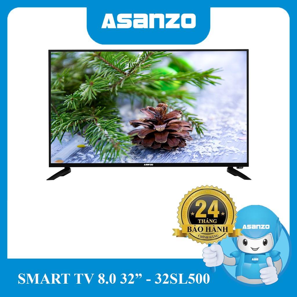 Tivi Smart Asanzo 32