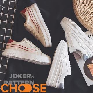 giày snacker Giày Nữ Bánh Mì Tăng Chiều Cao 5cm G24K3 , thumbnail
