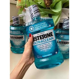 Nước súc miệng Listerine 1.5lít