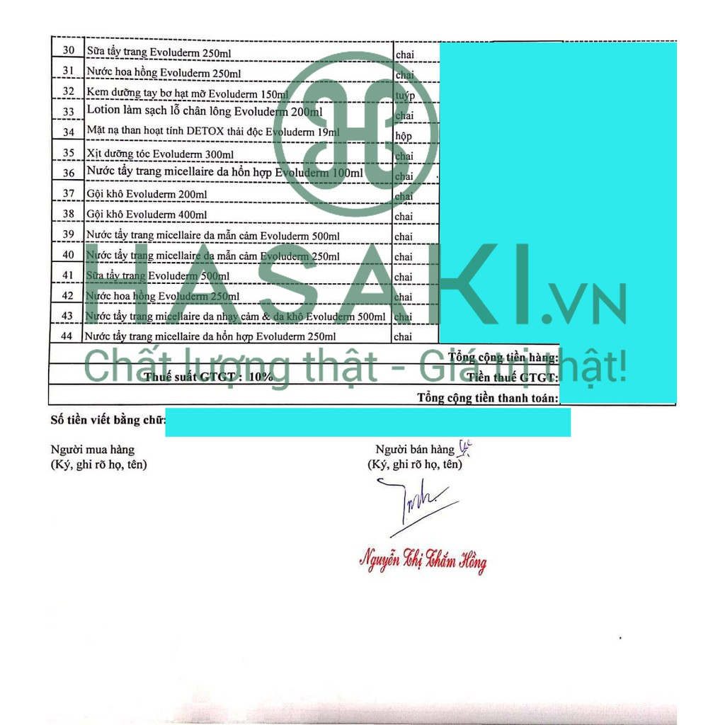 Kem Tẩy Lông Từ Nha Đam Evoluderm Creme Depilatoire Aloe Vera - 150ml