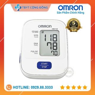 Yêu ThíchMáy đo huyêt áp bắp tay Omron HEM-7120
