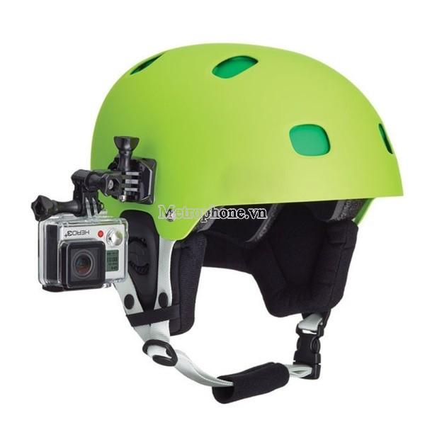 Side Mount - gắn các loại camera hành động lên mũ, kính xe