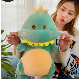 ℒℴѵℯ~Dinosaur Plush Toy, Cute Dinosaur Pillow Adorable Soft Plush Stuffed Animal for Baby Girl Boy Kids Toddlers Teens