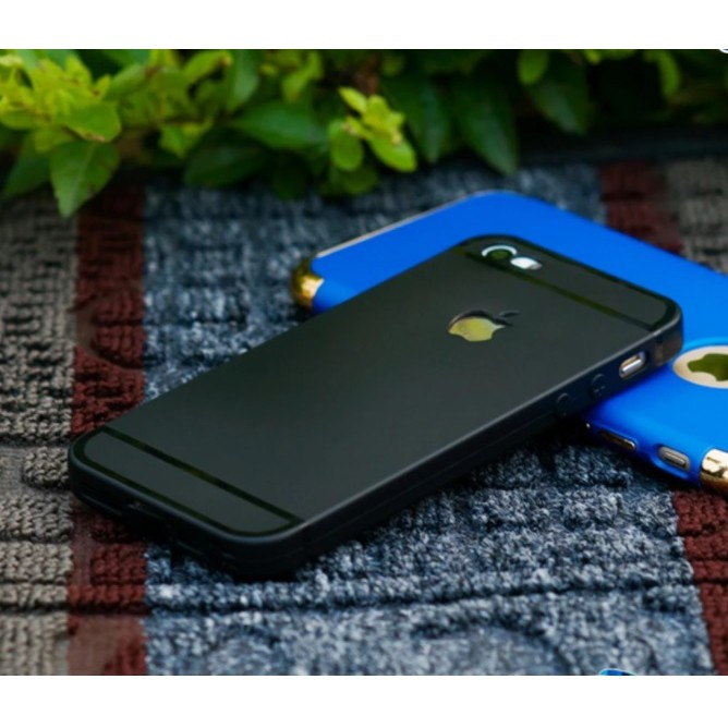 Ốp Lưng iPhone 5 5s Silicone Dẻo