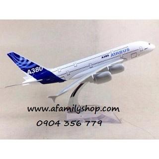 Mô hình máy bay tĩnh Airbus A380 Original (nguyên bản)