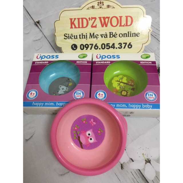 Bát ăn dặm có đế chống trượt cho bé không BPA Upass Up5001N - 2990095 , 927973229 , 322_927973229 , 72000 , Bat-an-dam-co-de-chong-truot-cho-be-khong-BPA-Upass-Up5001N-322_927973229 , shopee.vn , Bát ăn dặm có đế chống trượt cho bé không BPA Upass Up5001N
